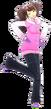 P4D Rise Kujikawa ski wear free DLC
