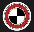Gekkoukan Emblem.png