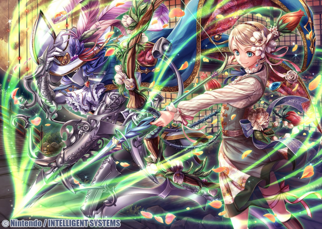 File:Artwork of Eleonora and Virion in Fire Emblem 0 (Cipher).png