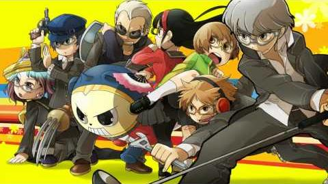 Persona 4 - Reach Out To The Truth