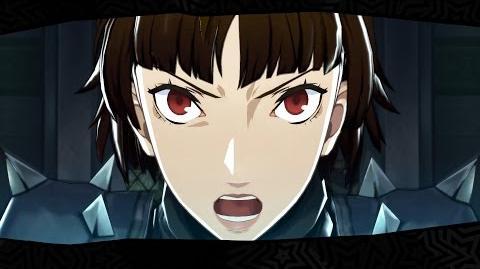 Persona 5 - Makoto Niijima Awakening