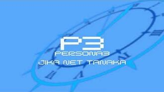 Jika Net Tanaka - Persona 3