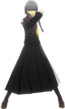 P4D Yu Narukami drag costume DLC