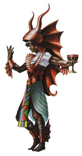 Devil Summoner SH