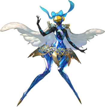 Cendrillon, as she appears in ''Persona 5 Royal''.