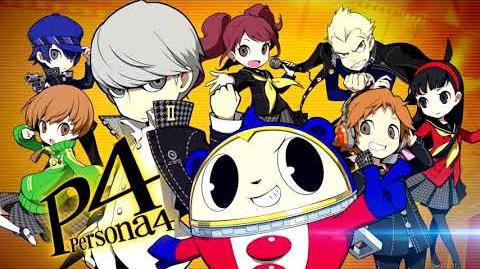 Persona Q2 OST - Remember, We Got Your Back (P4 Side Battle Theme)