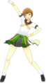 P4D Chie Satonaka summer school uniform change.PNG