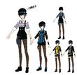 P4D Official Visual Visual Book Original Stage Costume for Naoto, 02