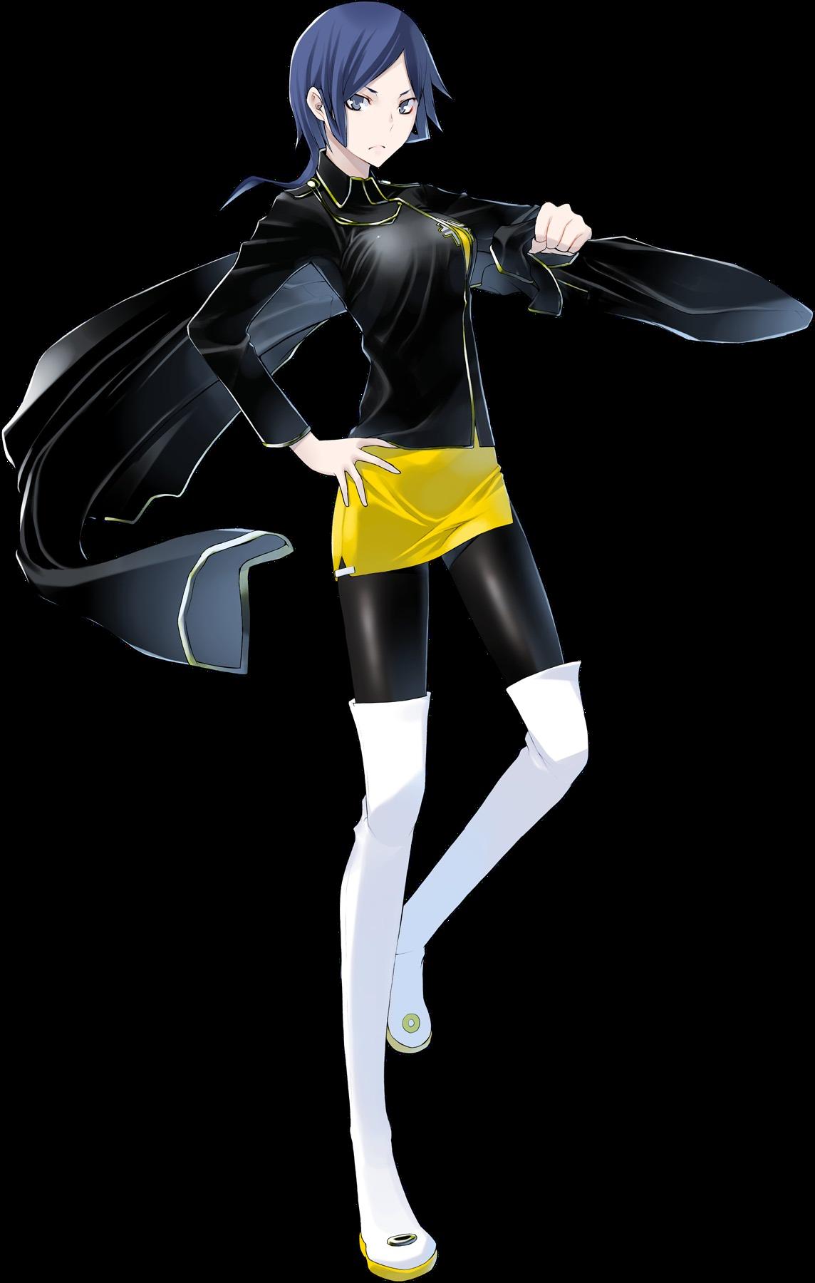 Makoto Sako Megami Tensei Wiki Fandom Powered By Wikia