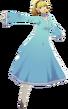P3D Aigis Sky Blue Gown