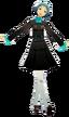 P3D Fuuka Yamagishi winter school uniform