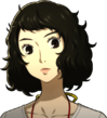 P5 portrait of Sadayo's swimsuit