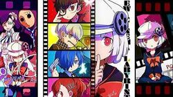 Persona Q2 New Cinema Labyrinth Soundtrack - Cinematic Tale