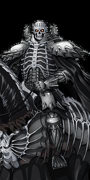 Skull Knight Dx2 art