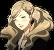 P5 Portrait of Ann blushing
