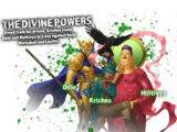 Divine Powers