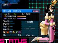 Hathor Devil Survivor 2 (Top Screen)