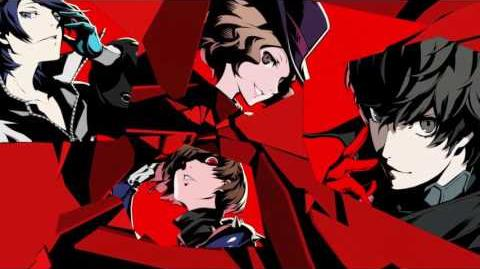 Persona 5 - Launch Trailer