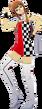 P5D Fubata Sakura Race Queen DLC