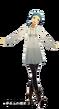 P3D Fuuka Yamagishi Persona 4 Arena DLC costume