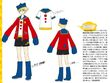 P4D Official Visual Visual Book Original Stage Costume for Teddie