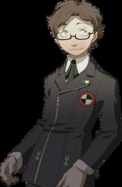 P3 Keisuke
