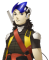 Artwork of Alephfor Shin Megami Tensei IV Final DLC.png