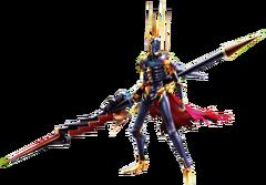 SMTxFE Cain, Class Great Knight