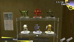 Plastic Robot Models (P4G)
