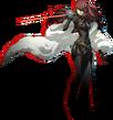 Shadow Mitsuru P4A Ultimax Artwork