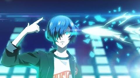 Persona 3 Dancing Moon Night Opening Movie Cutscene!