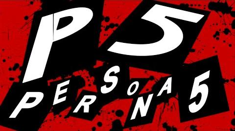 Persona 5 | Megami Tensei Wiki | FANDOM powered by Wikia