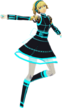 P3D Aigis Neon Dress