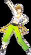 P4D Chie Satonaka Original Stage Costume DLC