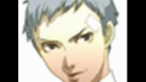 Persona 3 - Akihiko Battle Quotes