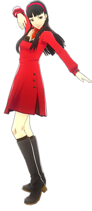 Image - P4D Yukiko Amagi winter outfit change.PNG | Megami Tensei Wiki | FANDOM powered by Wikia