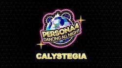 Calystegia - Persona 4 Dancing All Night