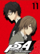 Persona 5 the Animation DVD Reverse Cover Volume 11