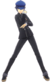P4D Naoto Shirogane Gekkou Uniform (Limited Edition Included - DLC) change.png