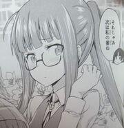 Young Futaba Sakura