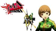 Persona 4 Arena Chie Satonaka Voice Clips Japanese - Japones