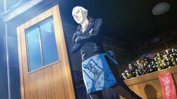 Kanji Tatsumi (Persona 4 Arena, Story Mode Illustration, 3)