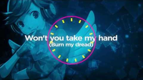 Our Moment - Full Lyrics Video Persona 3 Dancing Moon Night