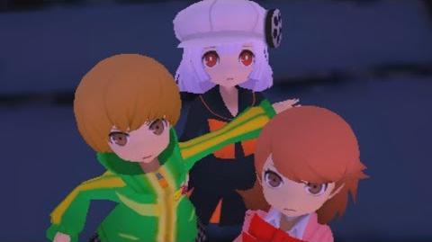 Persona Q2 Boss Battle 4 (JPN) (3DS)