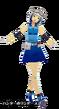 P3D Fuuka Yamagishi Asahi DLC costume