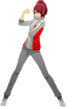 P3D Mitsuru Kirijo Gekkoukan Gym Uniform