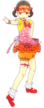 P4D Nanako Doijima default outfit change