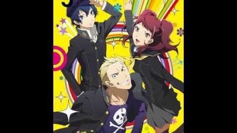 Persona 4 The Golden Animation - Dazzling Smile Marie (Hanazawa Kana)
