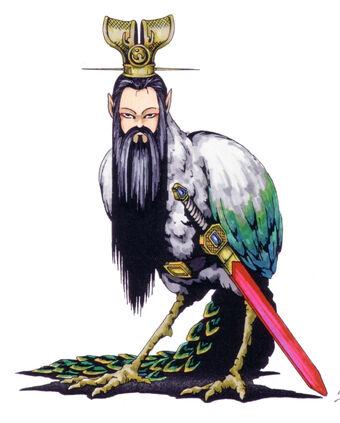 Fuxi | Megami Tensei Wiki | Fandom