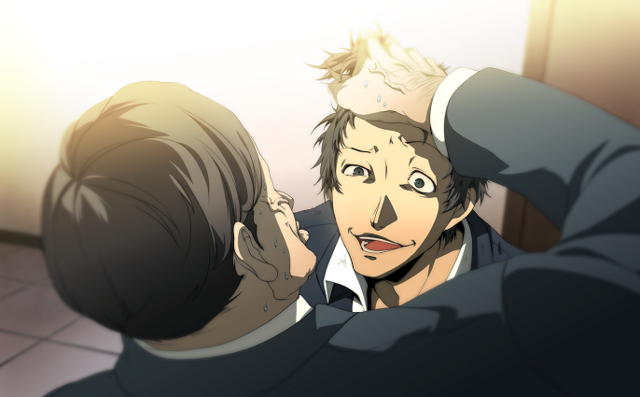 File:P4AU (Story Mode, Adachi Episode DLC Illustration, 01).png